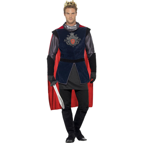 King Arthur Deluxe Male Costume