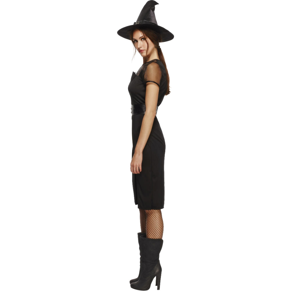 Fever Enchanting Cat Witch Female Costume