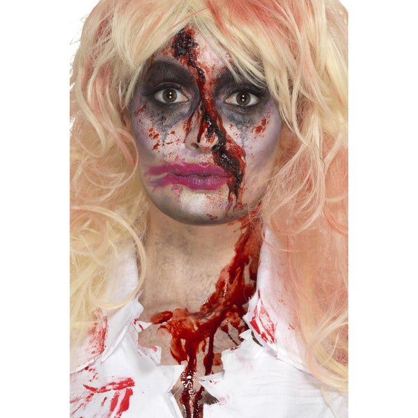 Zombie Nurse Make-Up