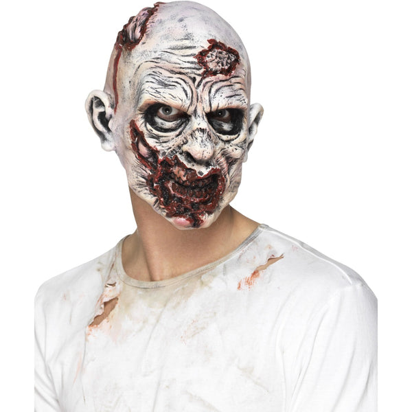 Zombie Mask Foam Latex Full Overhead