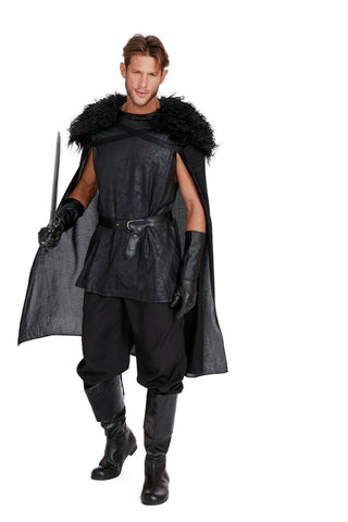 King of Thrones Men Costume