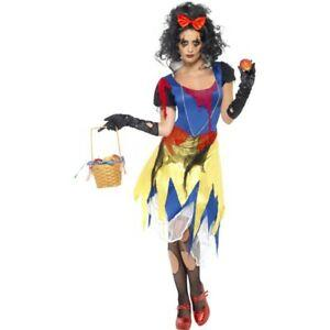 Snow Fright Women Costume