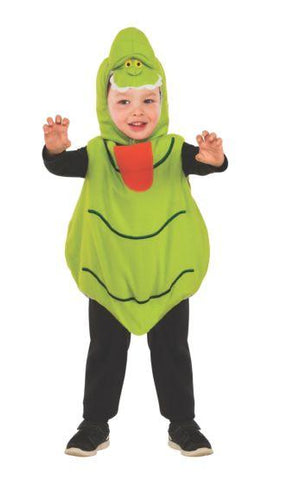 EZ-On Romper Toddler Slimer Costume