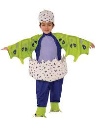 Draggles Hatchimal Boy Costume