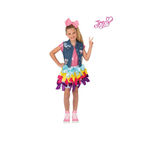 JoJo Siwa Bow Dress  Girl Costume