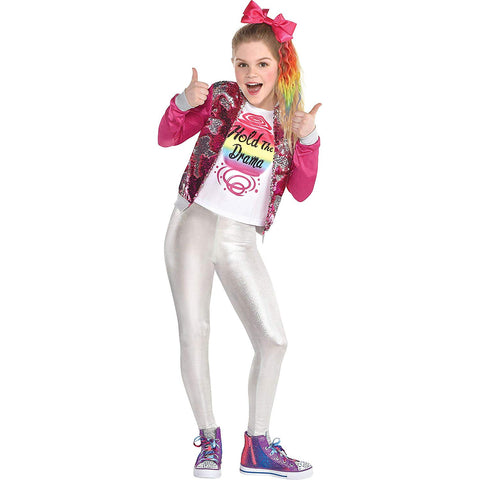 JoJo Siwa Jojo Hold the Drama Girl Costume