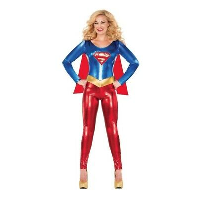 Adult Supergirl Catsuit