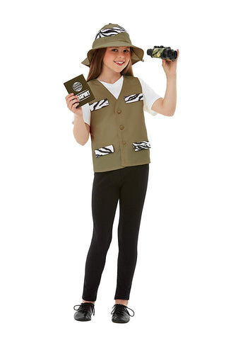 Explorer Kit Costume