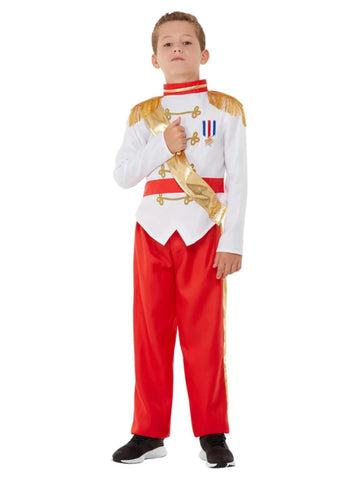 Prince Charming Deluxe Boy Costume