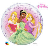 Disney Princess Single Bubble 22in 1Ct