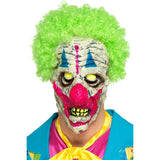 UV Light Clown Mask
