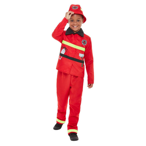 Fire Fighter Costume M