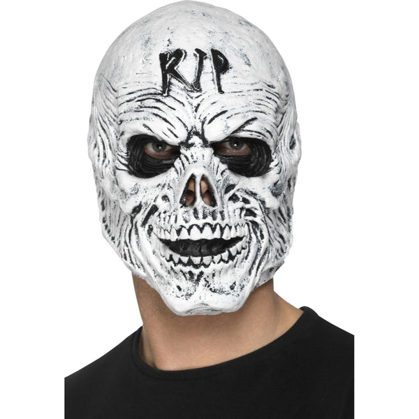 RIP Grim Reaper Latex Mask Foam