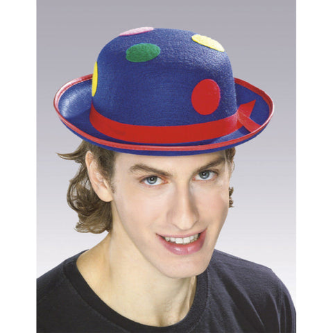 Clown Mellon Hat Assortment