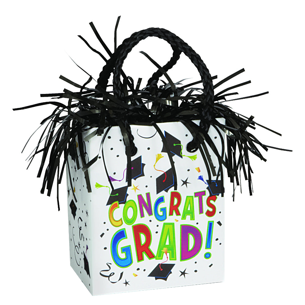 Mini Gift Bag Congrats Grand Balloon Weight