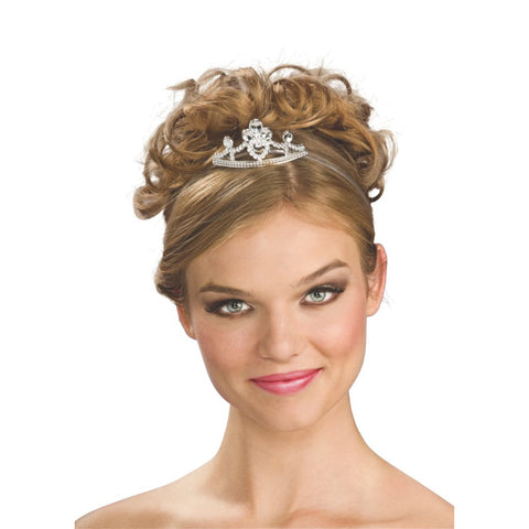 Silver Mini Princess Tiara