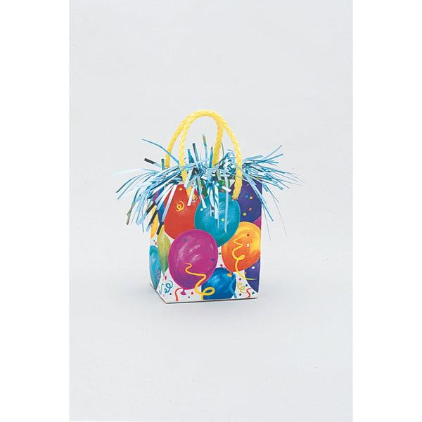 Festive Balloon Mini Gift bag Balloon Weight