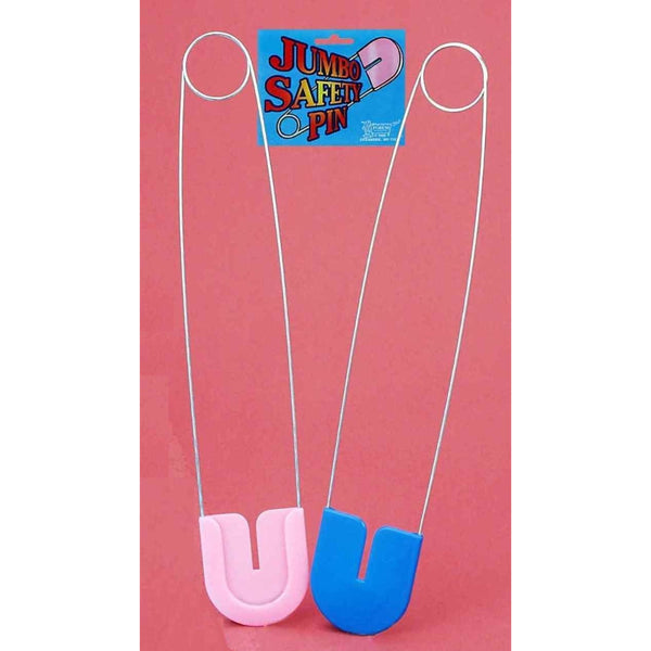 Baby Shower Jumbo Safety Pins