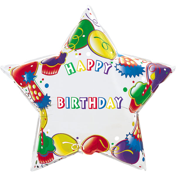 Foil Balloon s-Birthday Party Personalized