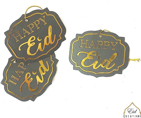 Dome Eid Gift Tag 3in 5pc