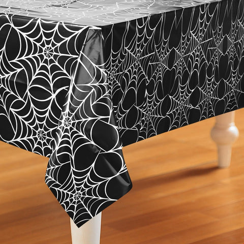 Wicked Spider Plastic Tablecover All Over Print
