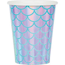 Mermaid Shine Cups