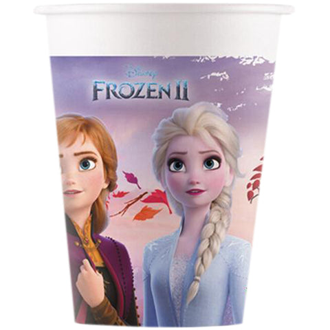 Disney Frozen 2 Paper cups 200ml