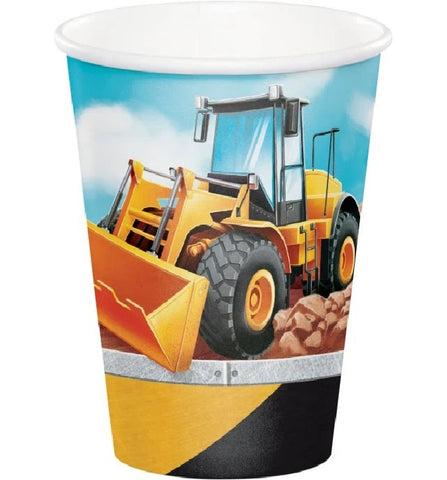 Big Dig Construction Hot & Cold Cup