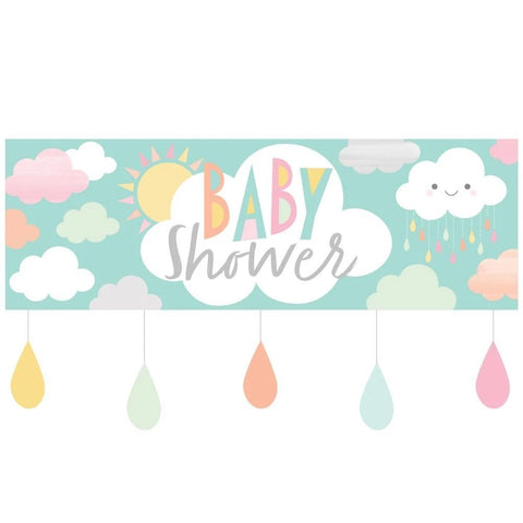Sunshine Baby Shower Giant Party Banner