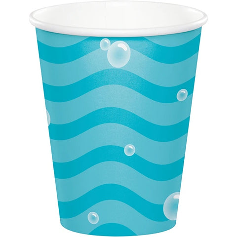 Ocean Celebration Hot / Cold Cup 9oz 8pcs
