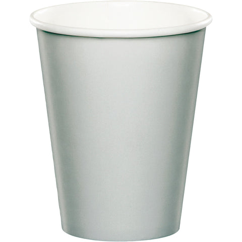 Touch Of Color Shimmering Silver Cup