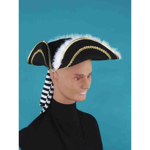 Captain Hook Pirate Hat