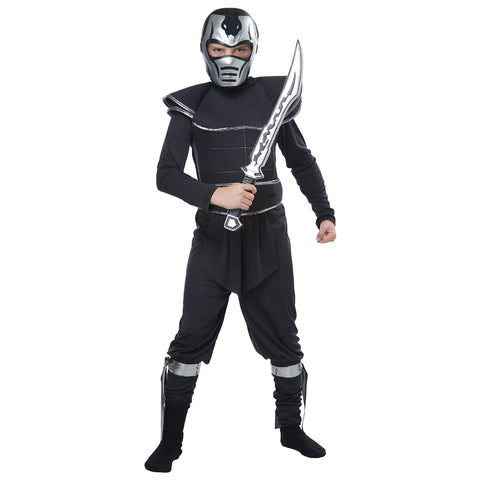 Steel Viper Ninja Mask & Sword