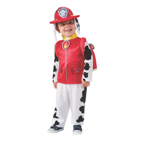 Paw Patrol Deluxe Marshall Boy Costume