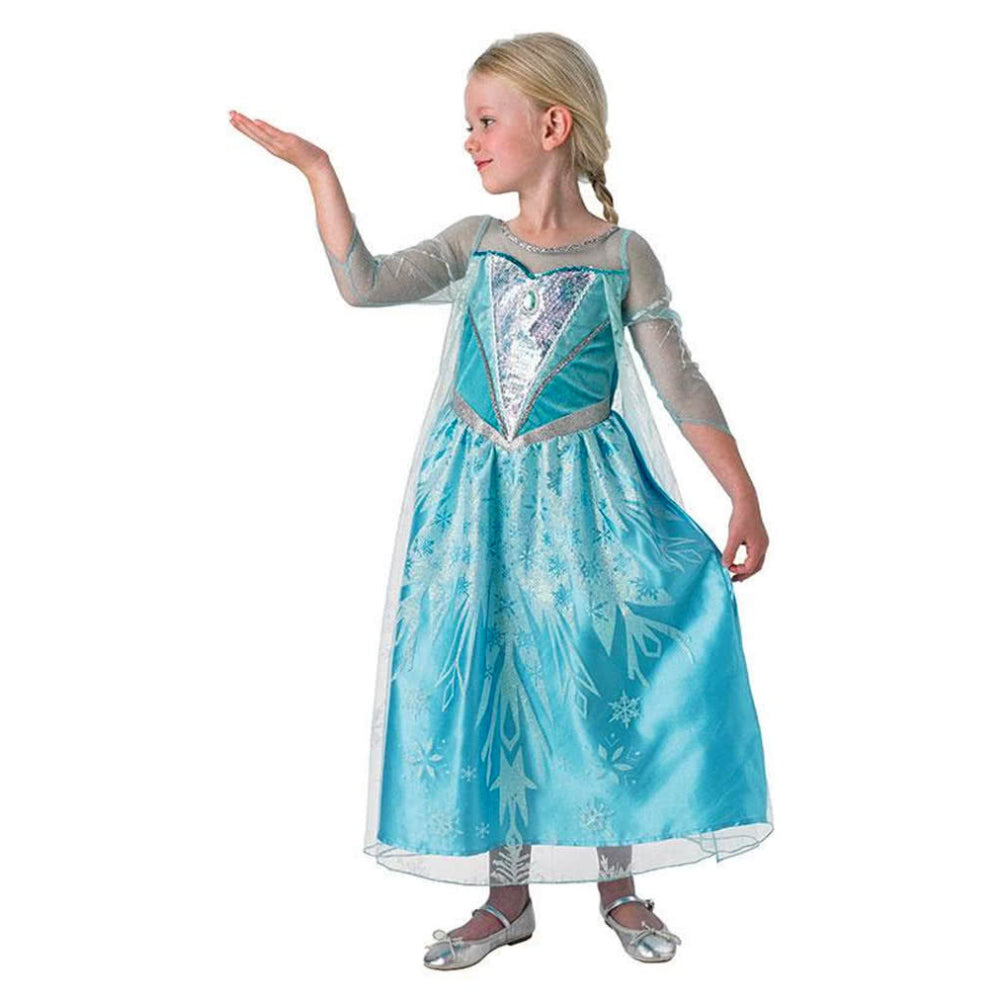 Disney Frozen Elsa Premium Girl Costume