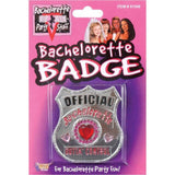 Official Bachelorette Outta Control Badge