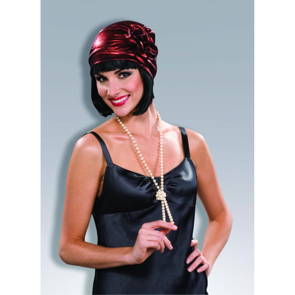 Flapper Cloche Hat