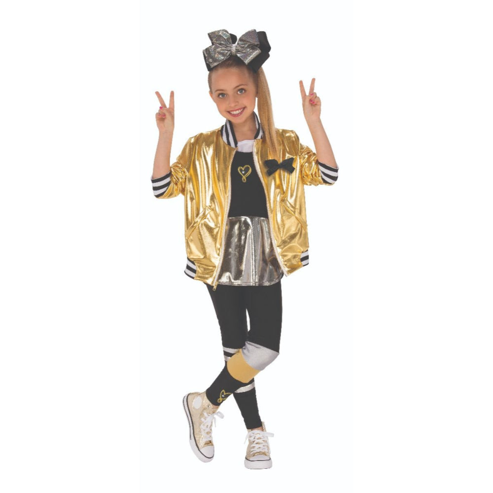 JoJo Siwa Dance Outfit Girl Costume