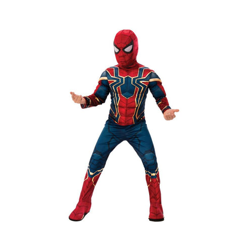 Iron Spider Infinity War Kids Deluxe Costume