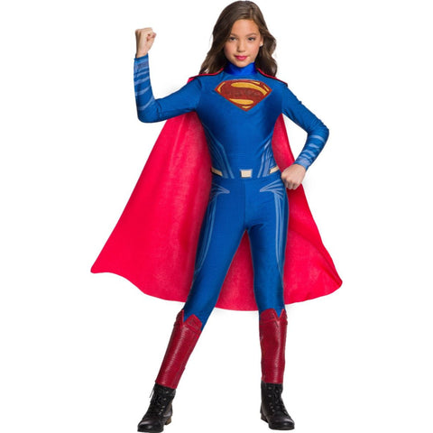 Superman Girl Jumpsuit