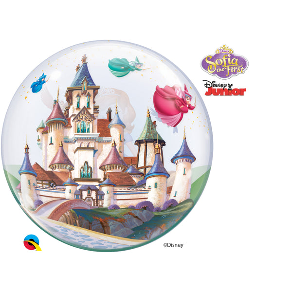 Sofia The First 22in Single Bubble 1Ct