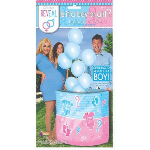 Gender Reveal Balloon Release It's a Boy