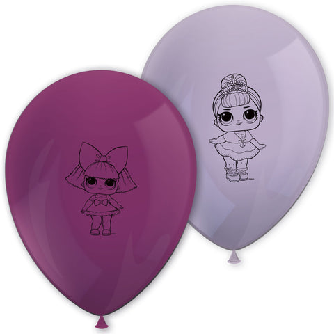 LOL Latex Balloons 11in