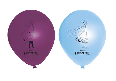 Disney Frozen 2 11 Inches printed Balloons
