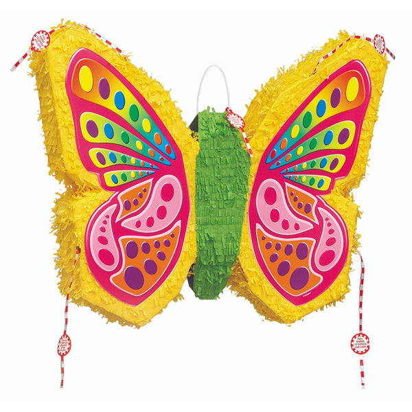 Butterfly Pull Pop Up Pinata