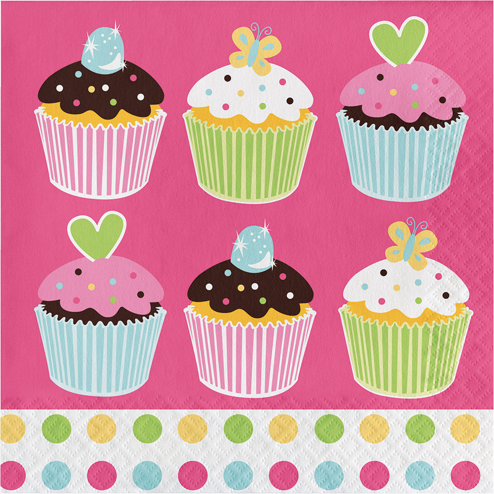 Sweet Treats Lunch Napkins