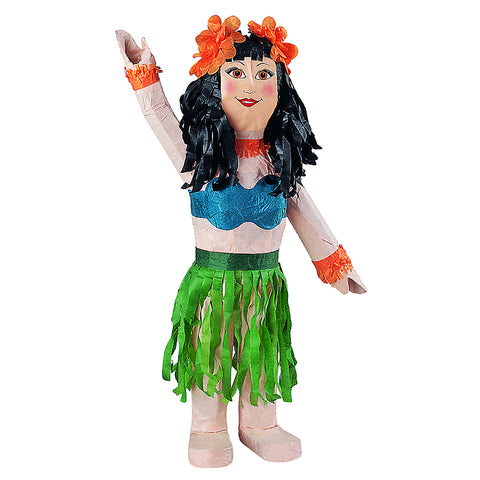 Hula Dancer Pinata