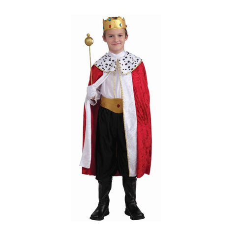 Choko-Regal King Child Costume