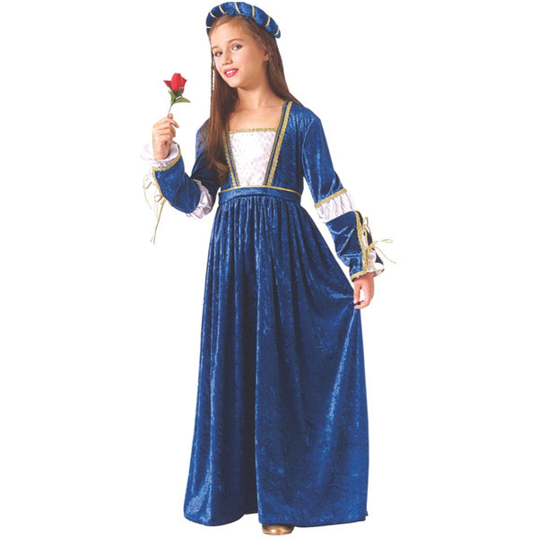 Juliet Girl Child Costume