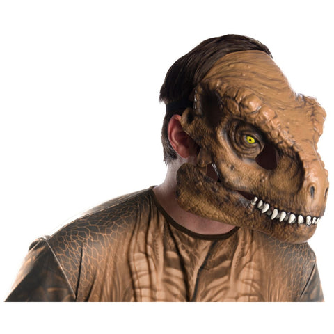 T-Rex Movable Jaw Mask Adult